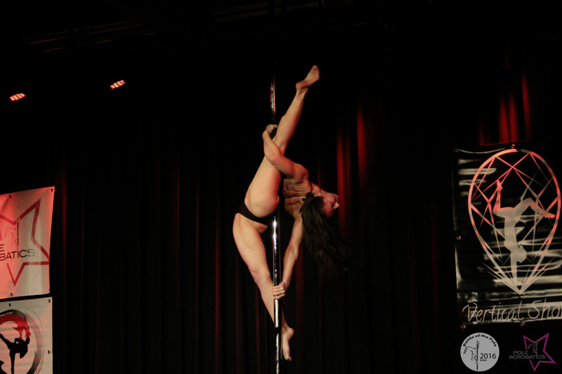 Tatiana Cheba Battle of the Pole 2016